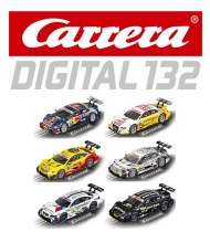 Carrera Digital 132 Autos