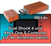 Switch Controller-Adapter