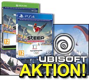 Ubisoft - Aktion
