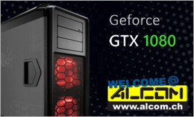 ALCOM Gaming-PC GTX1080