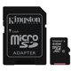 micro SDXC, Kingston, UHS-I, 64GB