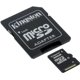 micro SDHC, Kingston, UHS-I, 16GB