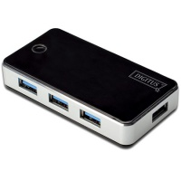 USB-Hub 3.0, 4 Port, Digitus