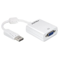 IT Adapter DisplayPort/VGA, M/W