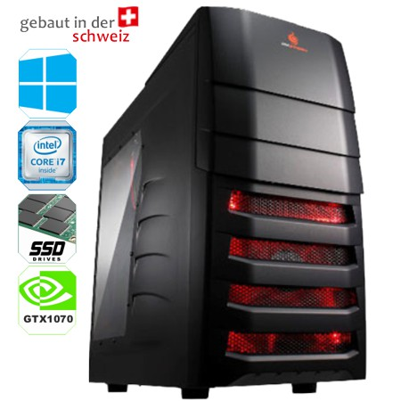 ALCOM Gaming-PC Storm Enforcer