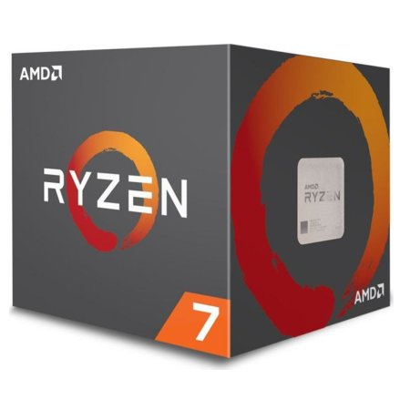 CPU AMD Ryzen 7 2700X (8x 3.7Ghz)