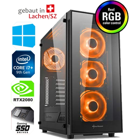 ALCOM Gaming-PC Aura