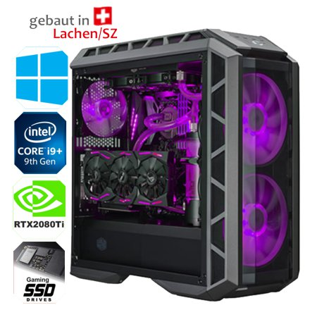 ALCOM Gaming-PC RTX2080TI