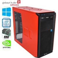 ALCOM Gaming-PC Graphite