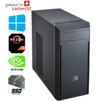 ALCOM Gaming-PC Colossus 5