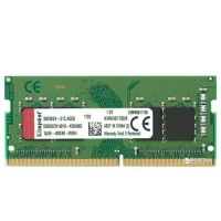 SO-DDR4 RAM 8GB, Notebook, 2400Mhz, Kingston