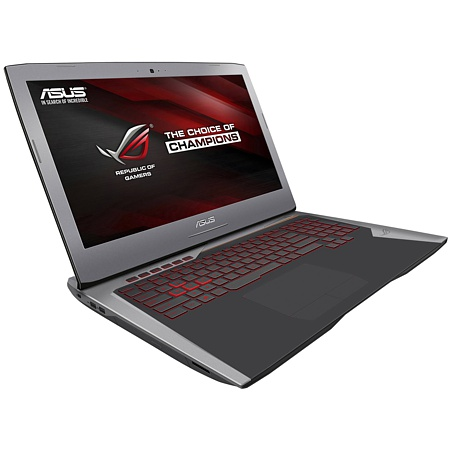Notebook ASUS G752VS-GC086T