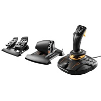 Joystick Thrustmaster T.16000M FCS Flight Pack (PC-Spiel)