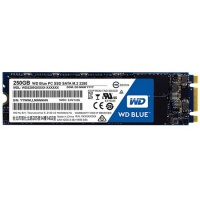 SSD, M.2, Western Digital Blue, 250GB