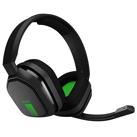 Headset Astro Gaming A10, grau/grün (Playstation 4)