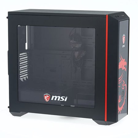 Midi-Tower, Coolermaster MasterBox MSI Edition