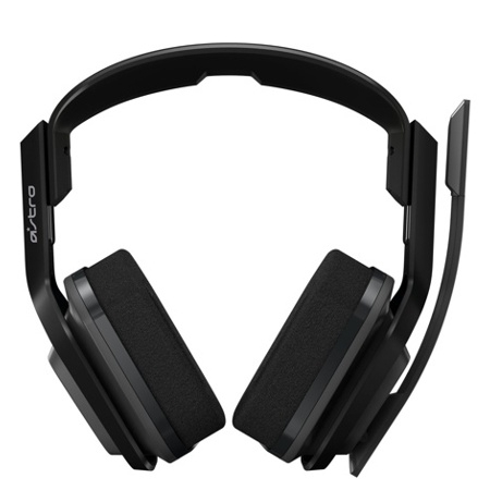 Headset Astro Gaming A20, wireless grau/grün (PC-Spiel)
