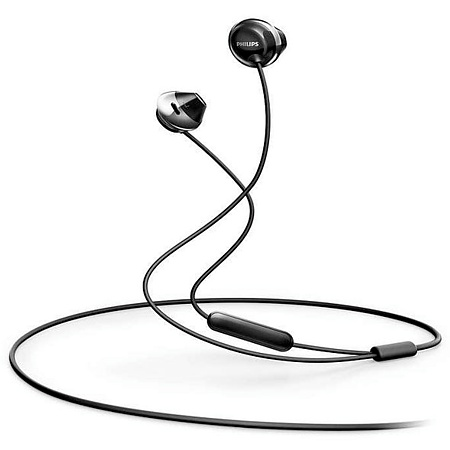 Headset Philips In-Ear SHE4205BK, schwarz