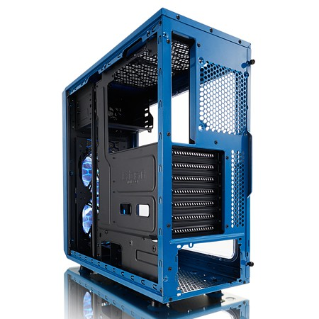 Midi-Tower, Fractal Design Focus G, blau