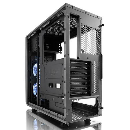 Midi-Tower, Fractal Design Focus G, grau