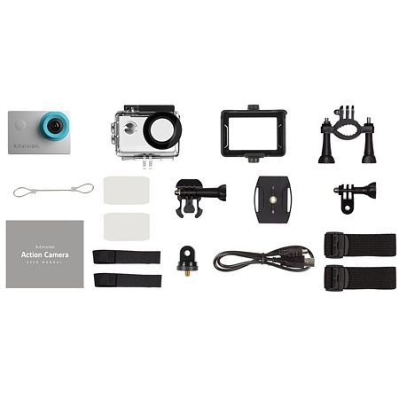Actioncam, Kitvision Action Camera 720p