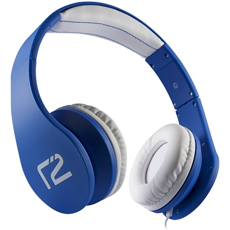 Headset ready2music Inspiria, blau/weiss