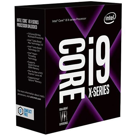 CPU Intel Core i9-9940X (14x3.3Ghz)