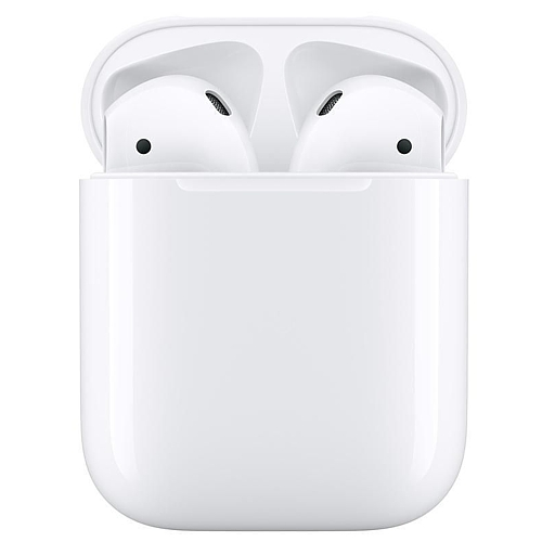 Headset Apple AirPods 2019 inkl. Ladecase, weiss