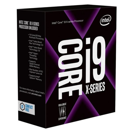 CPU Intel Core i9-10920X (12x 3.5Ghz)