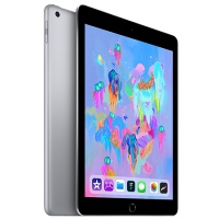 Apple iPad 9.7 (2018), 128GB, Spacegrau, Wi-Fi