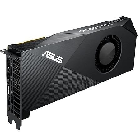 Grafikkarte ASUS RTX2080, 8GB TURBO