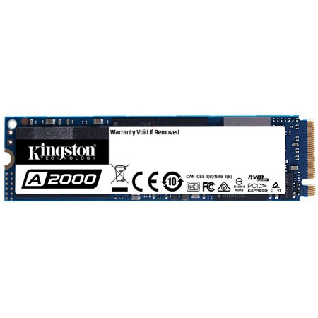 SSD, M.2, Kingston A2000, 1TB