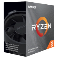 CPU AMD Ryzen 3 3100 (4.3.6Ghz)
