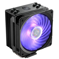 CPU Kühler Coolermaster Hyper 212 RGB Black Edition