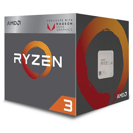CPU AMD Ryzen 3 3200G (4x 3.6Ghz)
