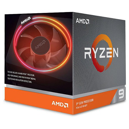 CPU AMD Ryzen 9 3950X (16x 3.5Ghz)
