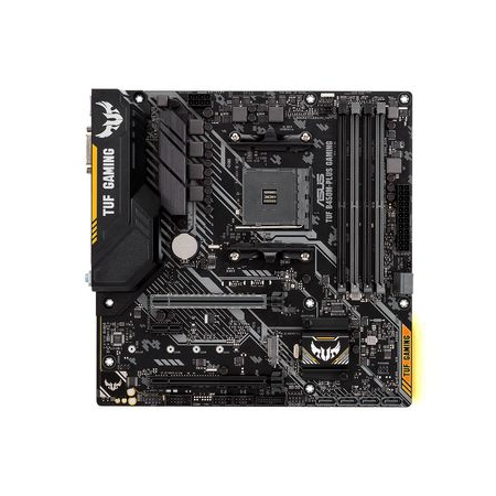 Mainboard ASUS B450M-Plus Gaming TUF (PC Gaming-Zubehör)