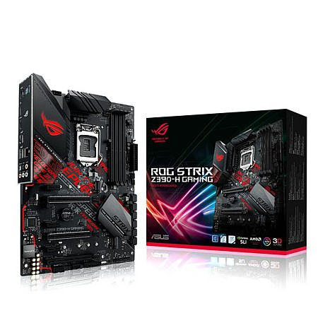 Mainboard ASUS Z390-H Gaming ROG STRIX