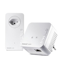 Powerline 1200Mbps, devolo Magic 1 WiFi mini Starter Kit