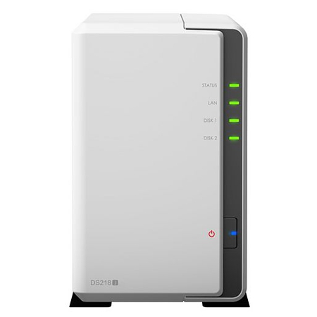 NAS Synology DS218j 2bay - ohne HD