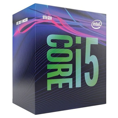 CPU Intel Core i5-9400 (6x 2.9Ghz)