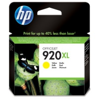 HP-Patrone Nr. 920XL, CD974AE yellow