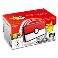New Nintendo 2DS XL Pokeball Edition (weiss + rot) (Nintendo 3DS)