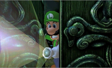 Luigis Mansion (Nintendo 3DS)