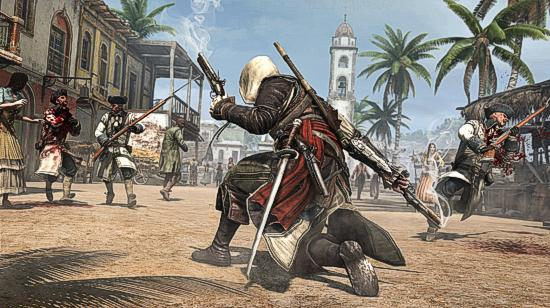Assassins Creed 4: Black Flag (Xbox 360)