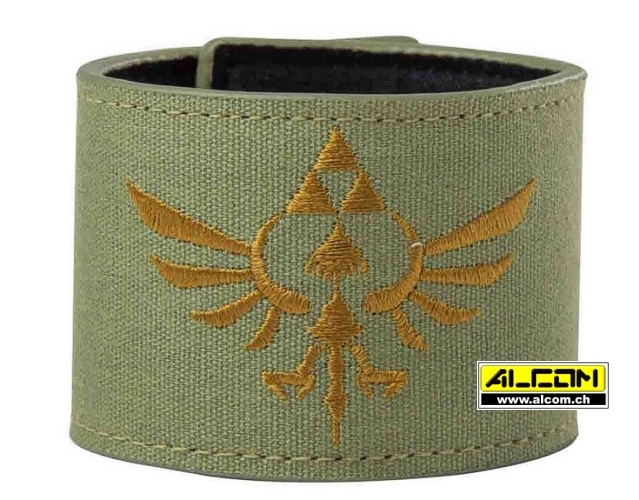 Armband: The Legend of Zelda - Gold Logo