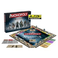 Brettspiel: Monopoly - Assassins Creed