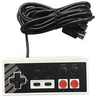 Nintendo Entertainment System - Classic Mini Zusatzcontroller Turbobuttons