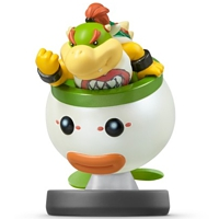 amiibo Super Smash Bros: 043 Bowser Jr.