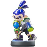 amiibo Splatoon: Inkling-Boy